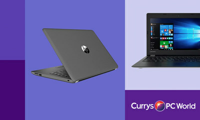 Bestselling Laptops from Currys PC World!