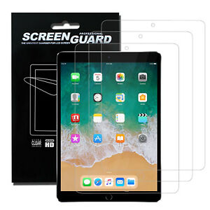 3x Clear//Matte LCD Screen Protector Guard Film Cover for Apple iPad Pro 10.5
