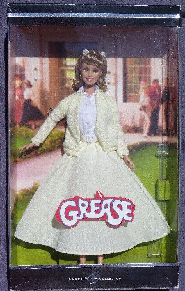 Barbie SeY OLSSON in gituttio Dress GREASE 2004  Mattel C4773 poupee bambola NRFB  molte sorprese