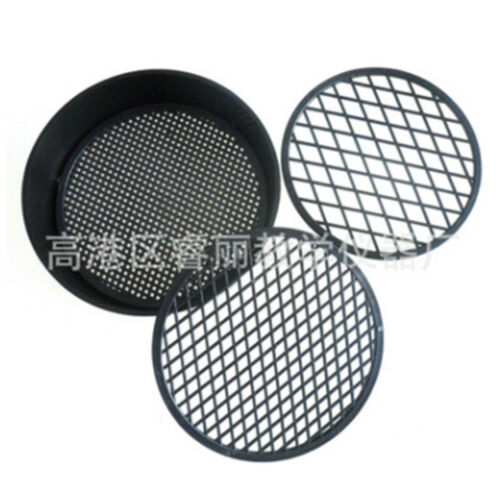 Soil Sieve Mesh Plastic Gardening Tool With Replaceable Screen For Teaching