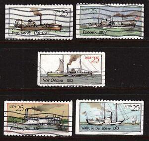 Scott-2405-09-Used-Set-of-5-Steamboats