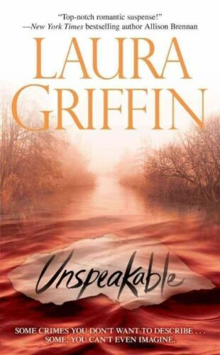 1 of 1 - Unspeakable (Tracers), Griffin, Laura, Very Good Book
