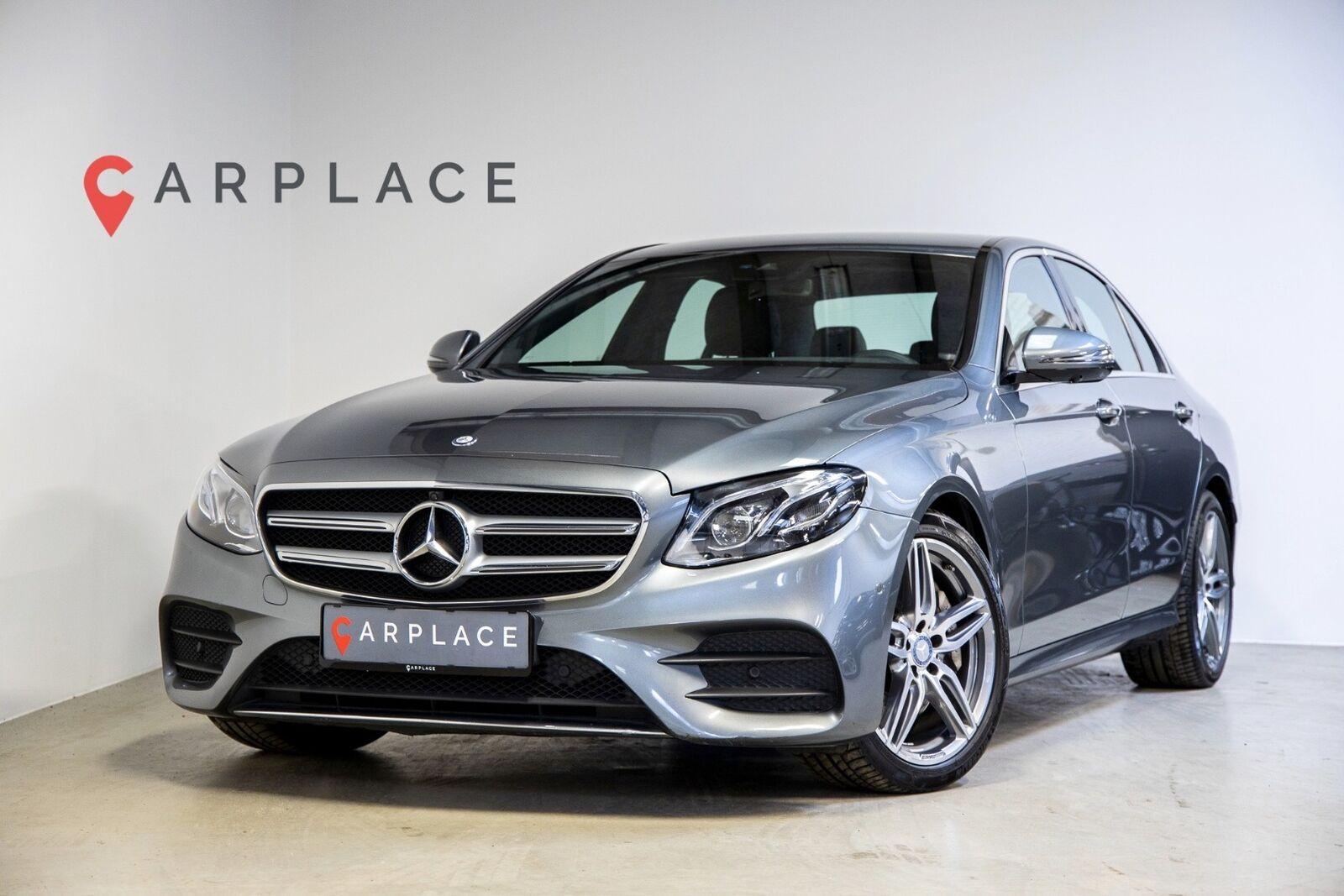 Mercedes E350 d 3,0 AMG aut. 4d - 579.900 kr.