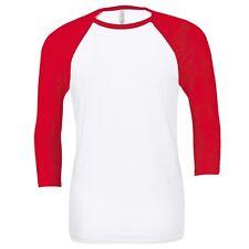286b246b2b item 1 Mens Womens 3 4 Sleeve Raglan Baseball Triblend Casual T Shirt Tee  Jersey Top -Mens Womens 3 4 Sleeve Raglan Baseball Triblend Casual T Shirt  Tee ...