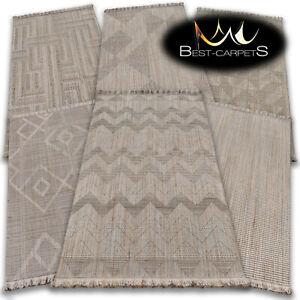 Modern Sisal Rugs Nature 6 Pattern Boho