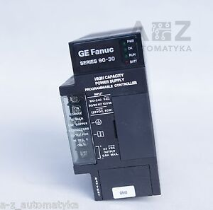 GE FANUC SERIES 90-30 POWER SUPPLY IC693PWR330E - Tychy, Polska - GE FANUC SERIES 90-30 POWER SUPPLY IC693PWR330E - Tychy, Polska
