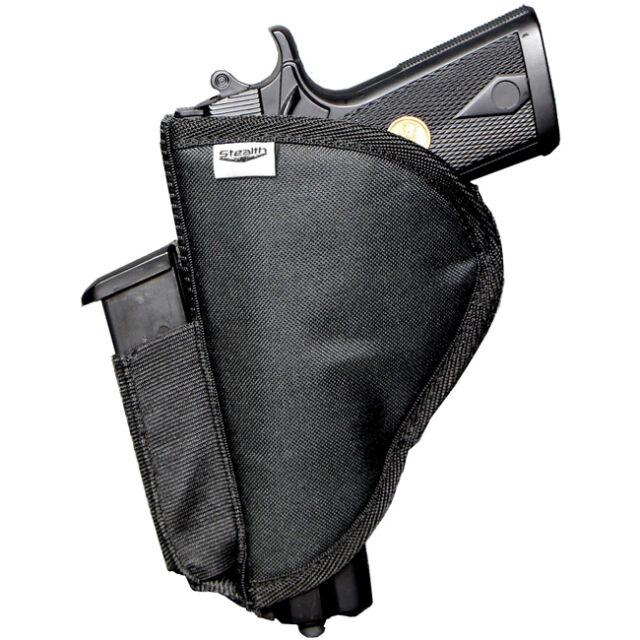 Stealth Velcro Pistol Holster Heavy Duty Handgun Storage Gun Safe