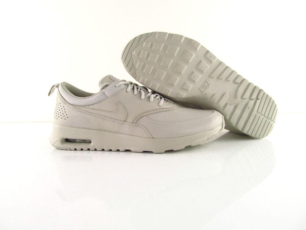 Nike Wmns Nikelab Air Max Thea Pinnacle Noir crème leather pour  Chaussures de sport pour leather hommes et femmes 782626
