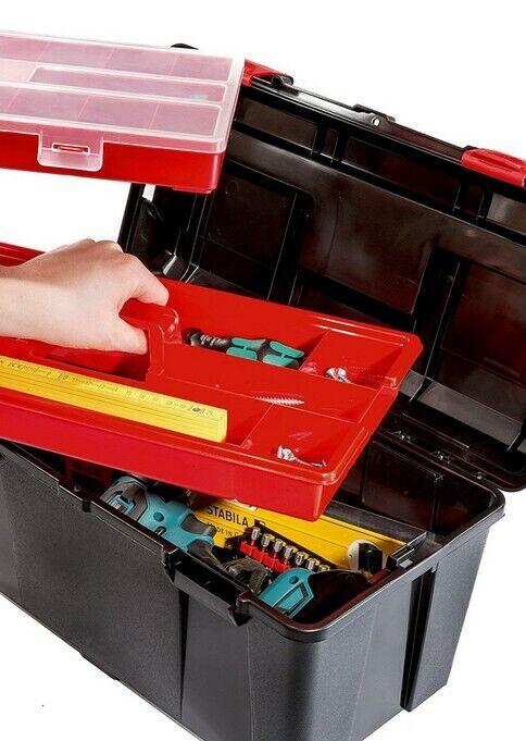 PARAT Werkzeug Polypropylen Box Werkzeugbox 40x21x19 cm Werkzeuge Behälter 21 L