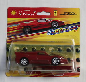 Ferrari F50 Modellauto 1 38 Shell V Power Unbespielt Ovp Hot Wheels Ebay