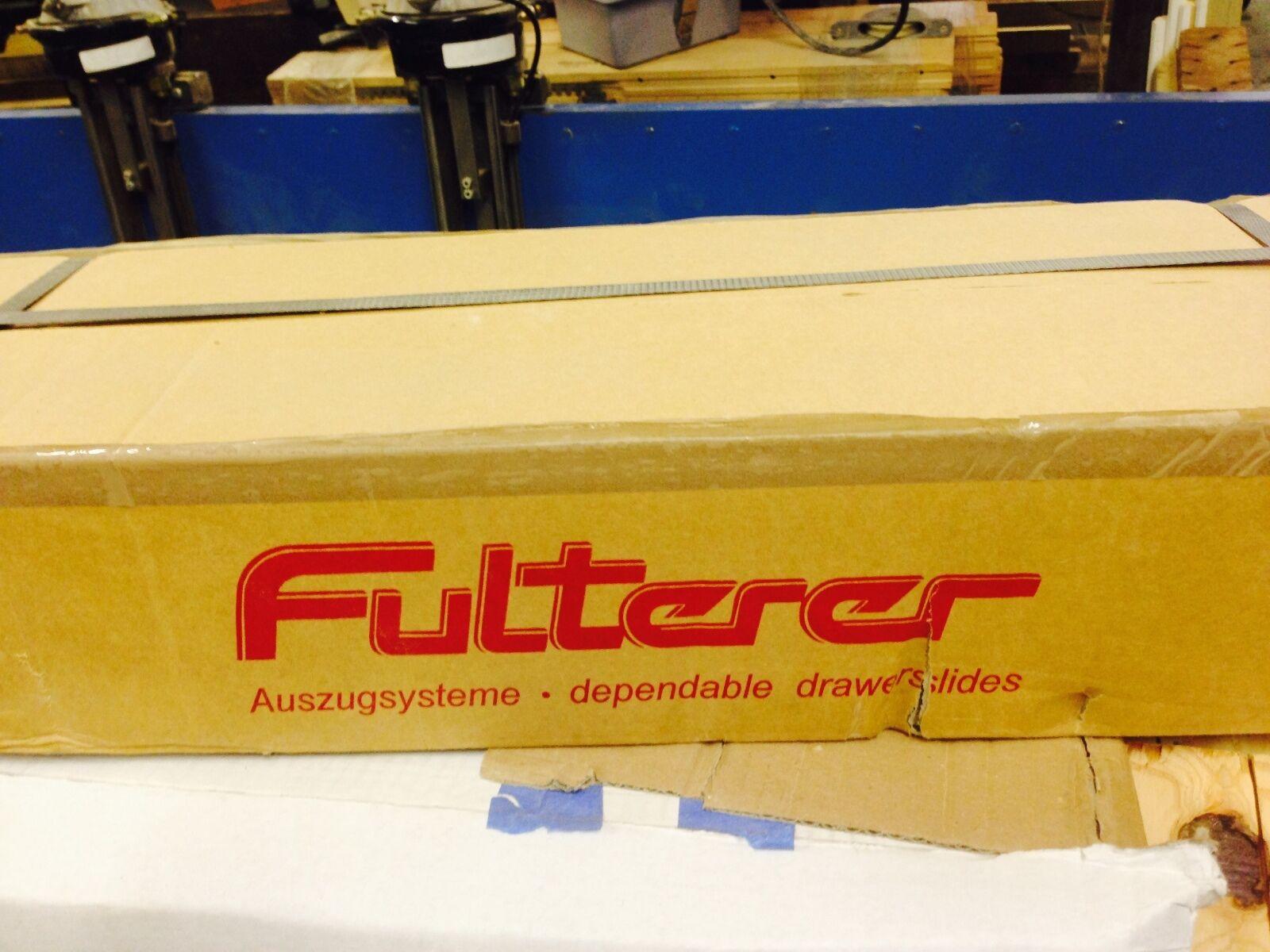 Fulterer FR771  Floor mounted pantry slide    FR 771.575-243E  AL9006