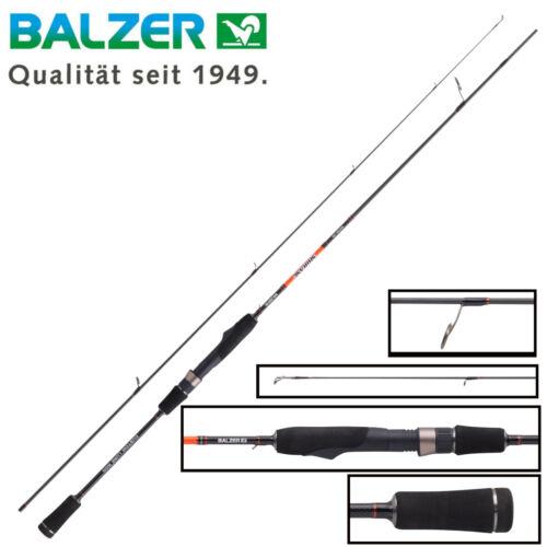 Balzer Shirasu Micro Jig 1,92m 0,5-6g Ultra Light Rute für leichte Spinnköder