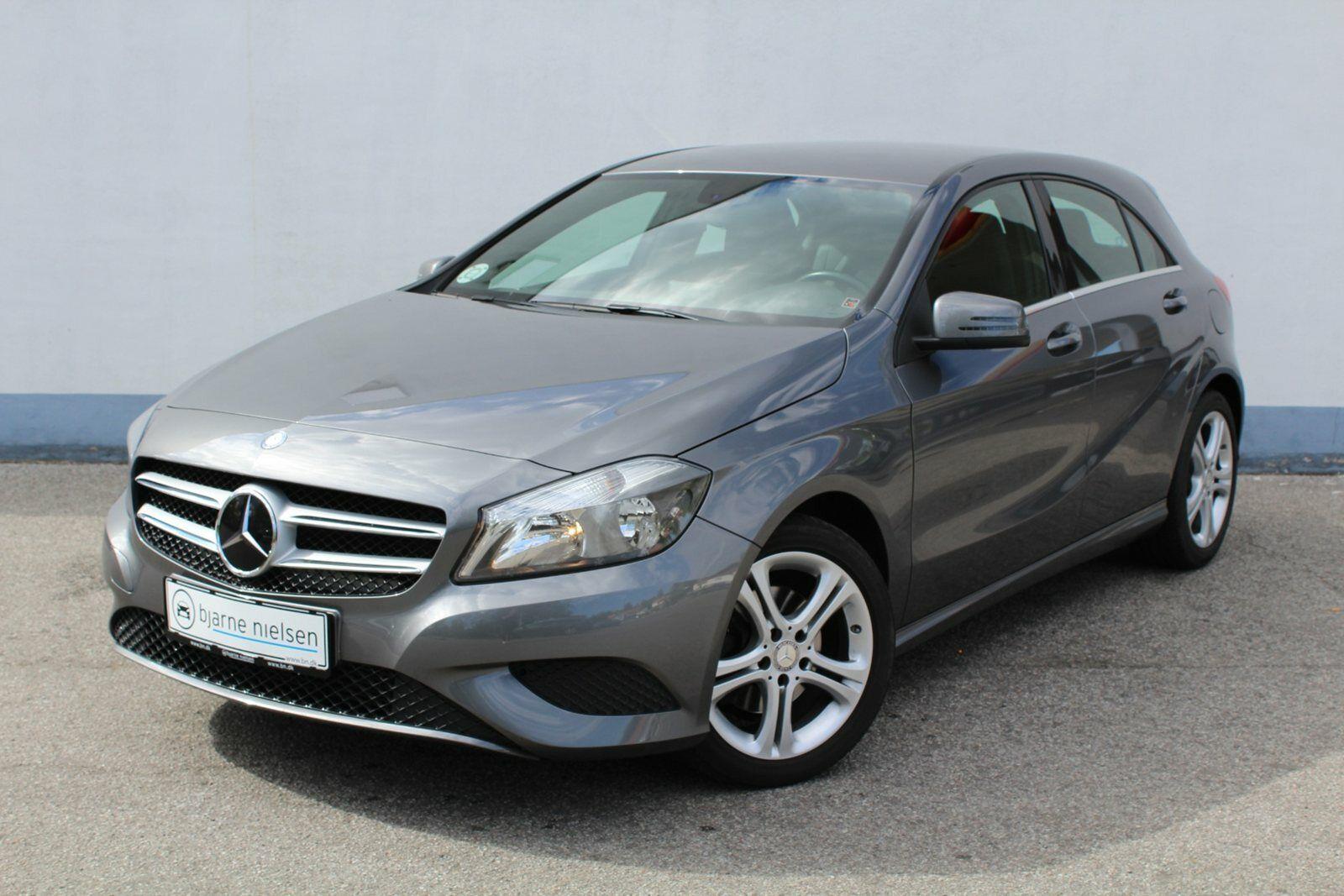Mercedes A180 1,6 aut. - billede 0