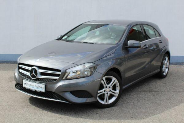 Mercedes A180 1,6 aut. billede 0