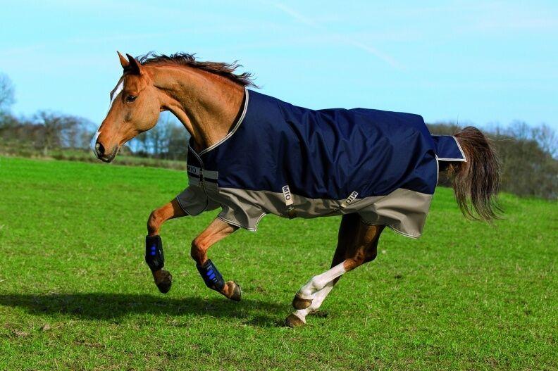 Horseware weight Mio mediumweight 200g 600d turnout horse rug medium weight Horseware 890cec