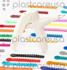 Ligature Gun Amp 1040 Bands Kit For Orthodontic Dental Teeth Braces Brackets Usa