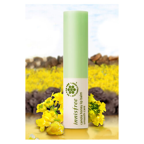 Image result for innisfree canola honey lip balm