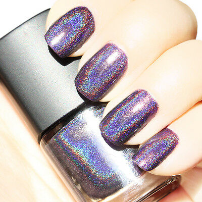 ★Born Pretty★ 6ml Holographic Glitter Nail Art Polish Hologram Varnish #11