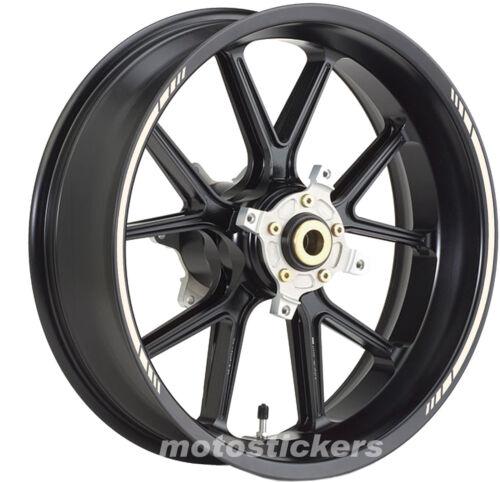 stickers wheels adesivi cerchi per Kawasaki ZX-6R Adesivi ruote