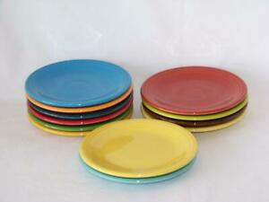 Fiesta-6-1-8-034-Bread-Butter-Plate-Discontinued-Item-Choice-of-Colors