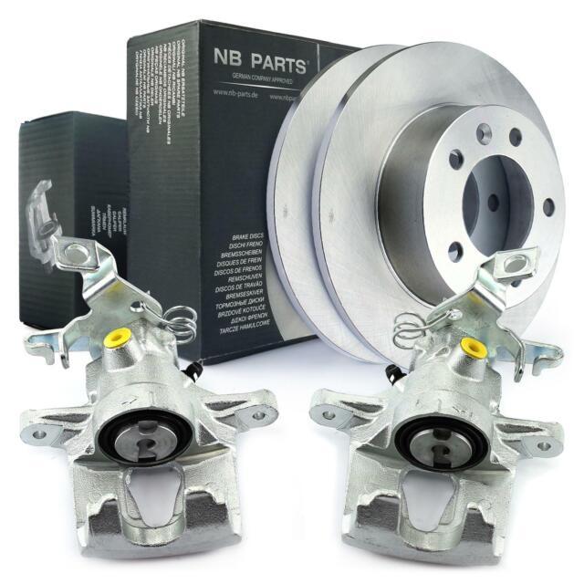 Bremssattel Bremsscheiben vorne für Nissan Interstar Opel Movano Renault Master