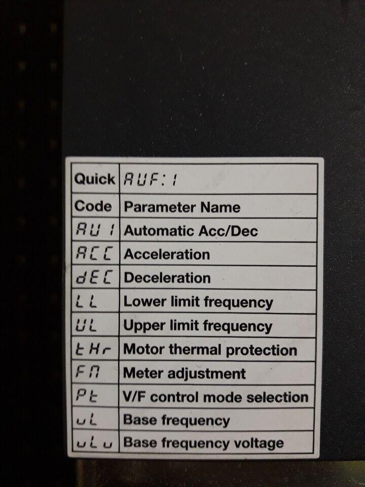 Frekvensomformer, HVAC