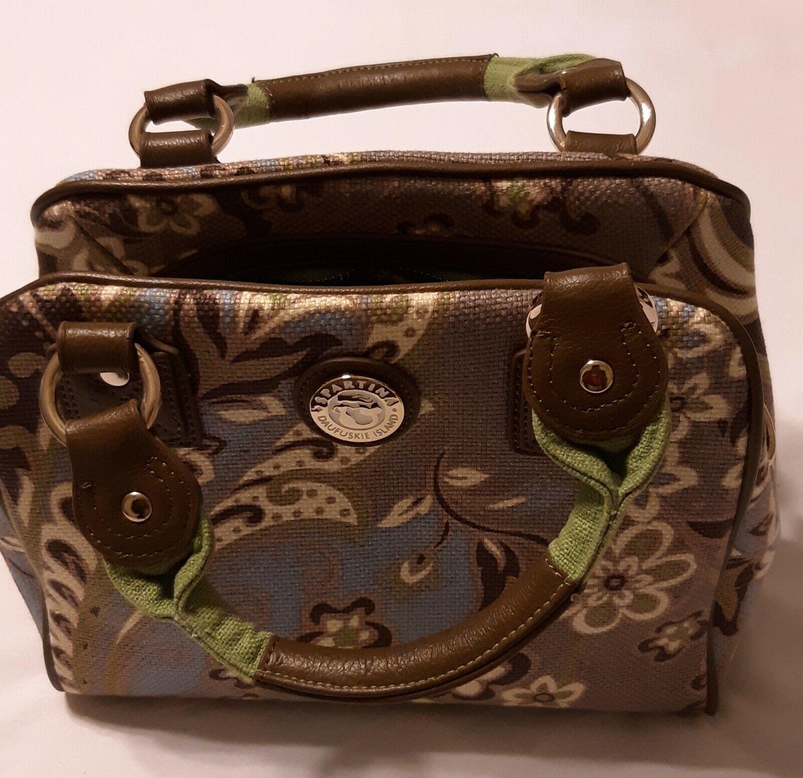 Spartina Daufuskie Handle Bag/Purse 449
