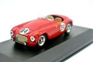 Model-Car-Ferrari-166-MM-Barchetta-Scale-1-43-diecast-vehicles-ART-MODEL