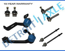 Brand New 8pc Complete Front Control Arms Kit For Explorer 2 Piece Design Only Fits Ford Ranger