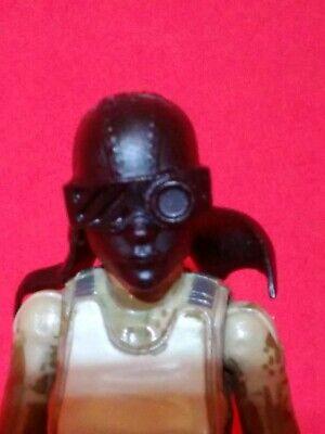 "FH007 Custom Cast figure head for use w//3.75/"" 1:18 GI Joe Acid Rain Military"