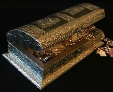 Unique Handcrafted Jewellery Gift Box Treasure Chest Indian Wedding Accessory