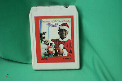 Charley Pride - Christmas In My Hometown - RCA 8 Track   eBay