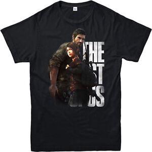 The-Last-of-Us-T-shirt-Adventure-Survival-Horror-Game-adultes-et-enfants-Tee-Top