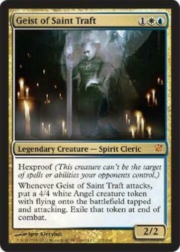 Geist of Saint Traft NM MTG Innistrad 0QD