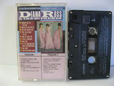 Diana Ross and the Supremes - Motown 25th anniversary tv special - Cassette Tape