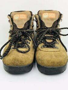 42981c8c097 Details about Earth Spirit Womens Hiking Boot Sunflower Waterproof Suede  Leather Lace Up Sz 10