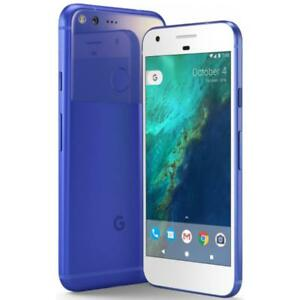 Google-Pixel-XL-32GB-Blue-Verizon-GSM-Unlocked-AT-amp-T-T-Mobile-Smartphone