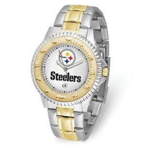 NFL-Pittsburgh-Steelers-Men-Competitor-Watch-Style-XWM3355-125-90