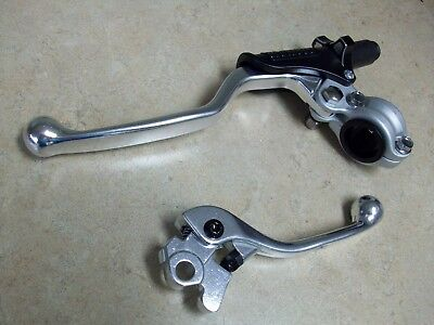 PROTAPER SPORT QUICK ADJUST CLUTCH LEVER ASSEMBLY CABLE FOR SUZUKI RM 125 250