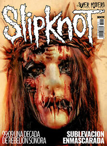 Details about NEW! SLIPKNOT Full 30 pages Special Magazine + Posters June  2019 - JOEY JORDISON