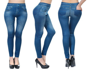 LeJeans Leggins for Women (LARGE) Free Shipping