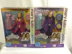 Barbie-Olsen-Twins-Sweet-16-Collection-Lot