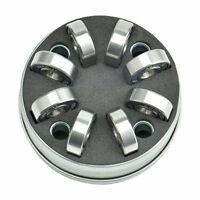 Cool Step Skateboard Bearings Abec-11 Speed Stainless Green 8pcs With 4x Spacer