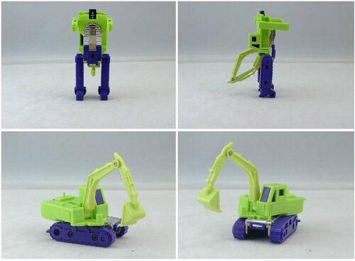 Transformers Generations Wars Devastator G1 di  6 Decepticons Christmas regalo