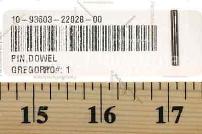 PIN DOWEL Yamaha 93603-22028-00