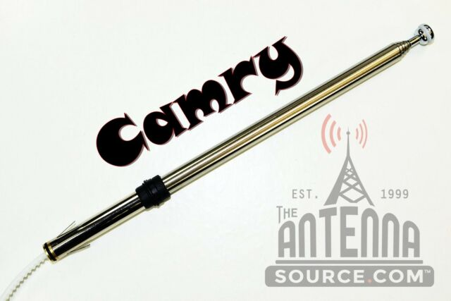 GENUINE FACTORY TOYOTA CAMRY 1991-1996 ANTENNA MAST WITH CABLE ASSEMBLY