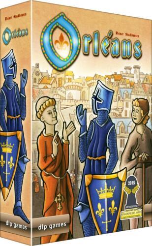 Orleans-Stratégie Jeu de société