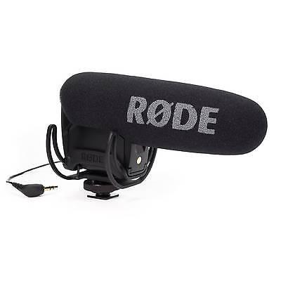 Rode VideoMic Pro R - DSLR & Camcorder Microphone