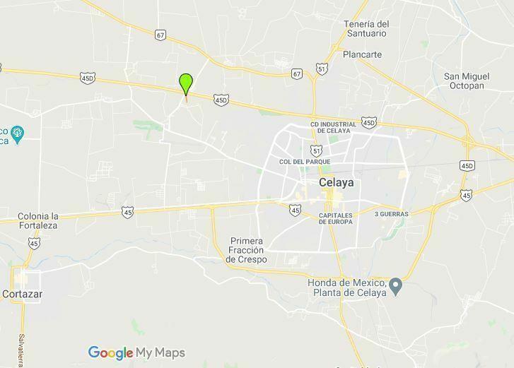 Terreno Celaya Elguera