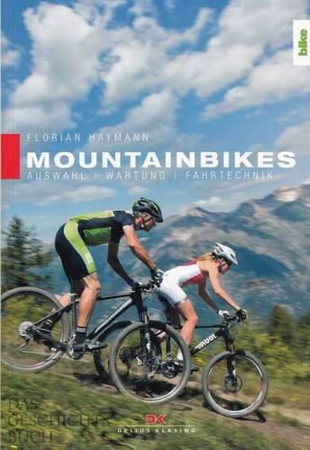 Mountainbikes Auswahl-Wartung-Technik Haymann Mountainbike-Handbuch//Ratgeber